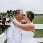 Amber & Sonny Wedding Florida Couple
