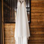 Amber & Sonny Wedding Florida Dress